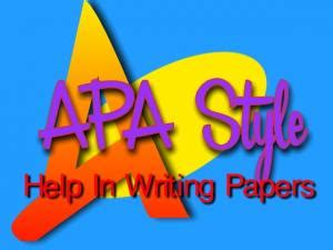 Research paper settings